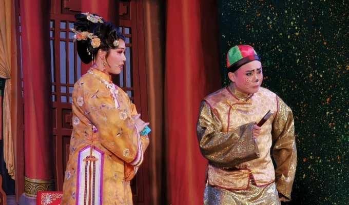 傳統客庄開庄大戲《討個哺娘好過年》